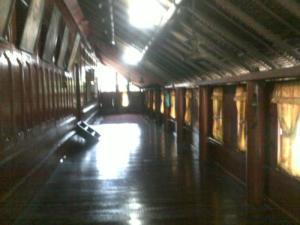 Interior Rumoh Aceh