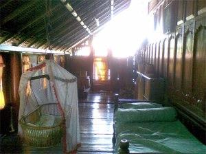 Suasana Bagian Barat Seuramoe Likot yang berseblahan dengan Dapur